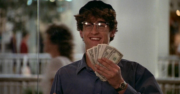 "Patrick Dempsey in ""Can't Buy Me Love"""